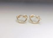 Ss Sailor's Love Knot Earrings