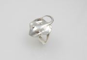 Sterling Silver Ray Ring
